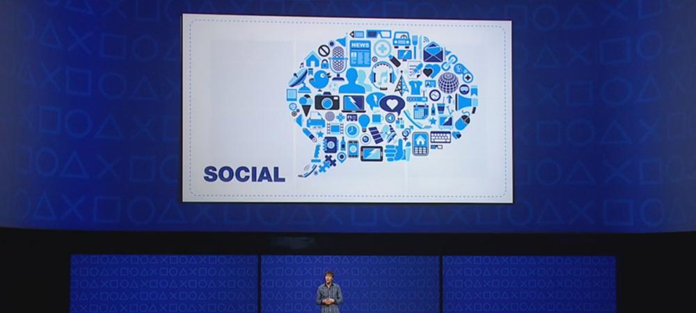 ps4 social