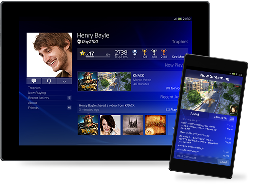 playstation ios et android