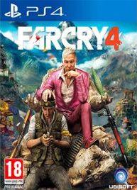 far cry 4 sur playstation