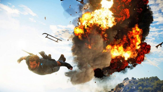 Just Cause 3 boom